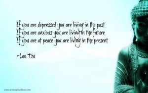 Lao Tzu, Learning, No Regrets
