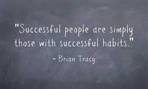successful people, successful habits